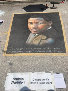Andrea Starinieri Martin Luther King Jr.