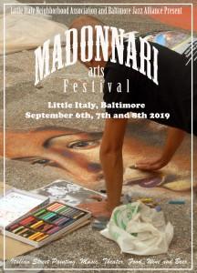 Madonnari poster 2019