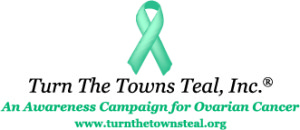 TurntheTownsTeal_logo_withRibbon