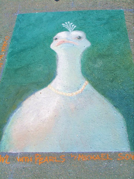 Humphries_fowl with pearls