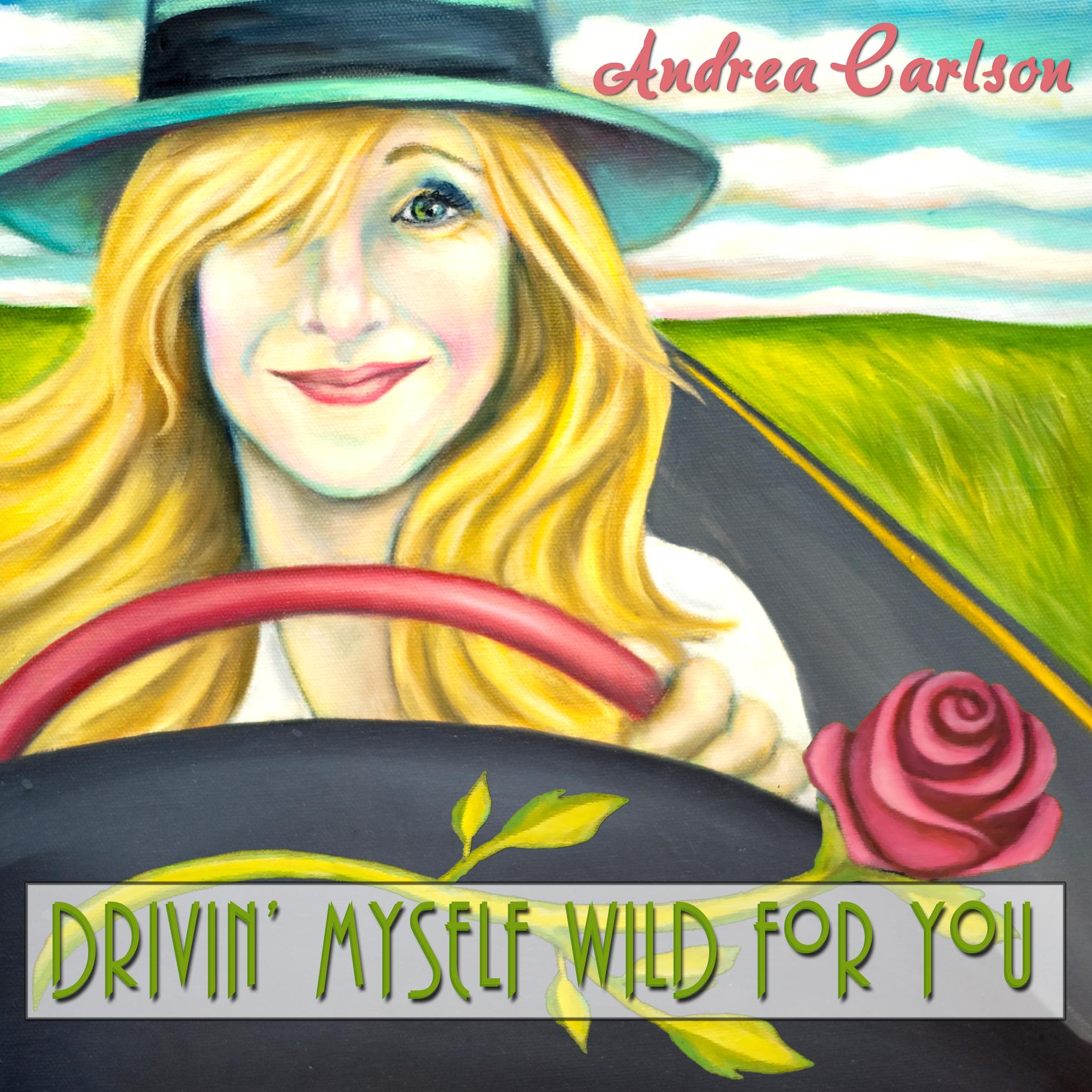 Andrea Carlson first album