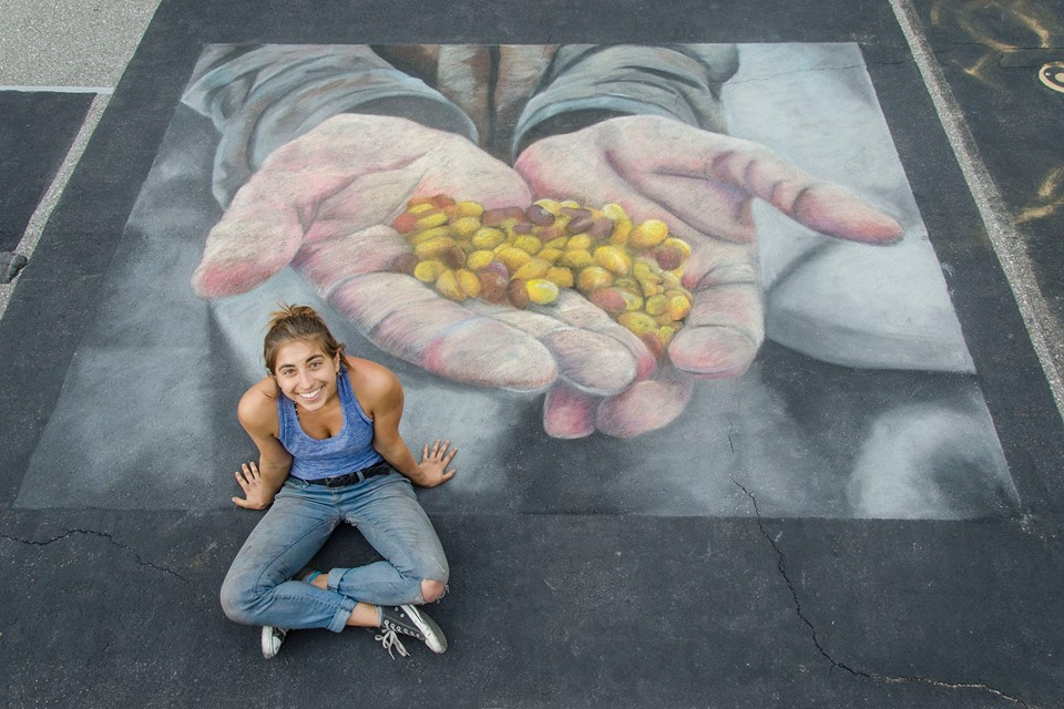 SaraWenger_Hands of Corn