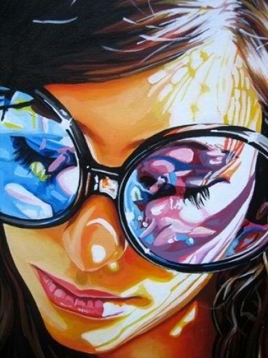RebeccaHaacke_SunglassesMURAL SKETCH